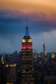 empire state building nyc photography new york by DreameryPhoto