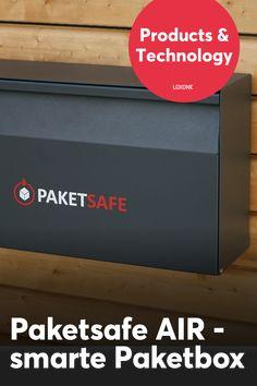 Das Loxone System ist dank der zahlreichen Schnittstellen offen für die Integration von Produkten anderer Hersteller. Es freut uns, Ihnen das nächste Produkt einer Kooperation vorstellen zu dürfen: den Paketsafe Air. Gemeinsam mit der Singer Innovative Solutions GmbH, einem jungen Start-up und Familien-Unternehmen aus Deutschland, haben wir eine voll ins Loxone System integrierbare Paketbox entwickelt.  #Loxone #CreateAutomation #Paketsafe #SmartHome #Automatisierung #Paketbox Box, Company Logo, Logos, Families, Business, Boys, Snare Drum, Logo