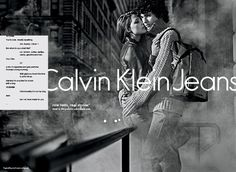 Calvin Klein Jeans Fall Winter 2015 Campaign