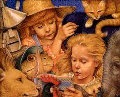 Yvonne Gilbert: Children's classics