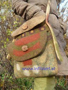 Tasche - Zauberin  www.infilziert.at