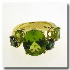 Green Chaos ring