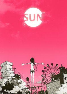 002 stunning manga illustrations scarypanda Stunning Manga Illustrations by Scary Panda
