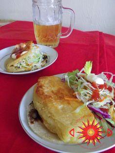 Cocina Costarricense: ravioles de cantina