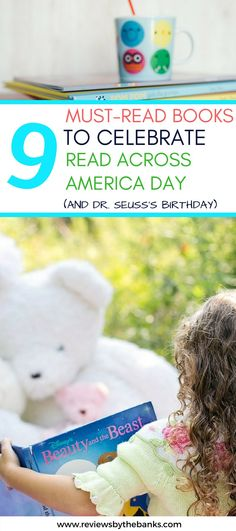 This is a list of books to celebrate reading and literacy on Dr. Seuss birthday.That's when we get together with the NEA for Read Across America activities.