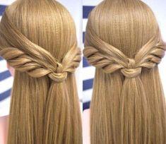 Descubre cómo hacer un peinado paso a paso realmente sencillo y bonito