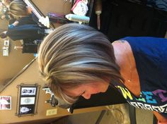 Stacked bob....LOVE!!!