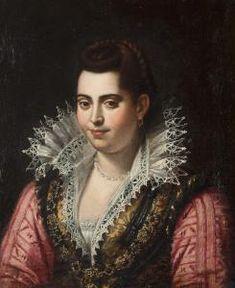 Lavinia Fontana - Ritratto Di Dama (autoritratto)