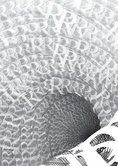 Typographic interpretation of water phenomenon Illustration, Illustrations