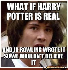 what if Harry Potter is real?