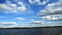 The Clouds are awesome. Lake Towamensing in Albrightsville PA