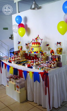 """FIXED GEARD"" Birthday Party Ideas 