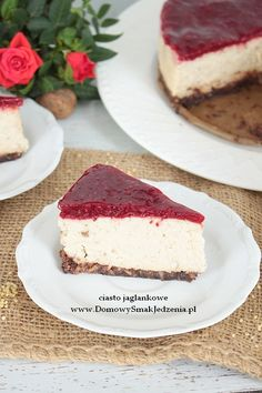 Raw Food Recipes, Gluten Free Recipes, Cake Recipes, Dessert Recipes, Cooking Recipes, Desserts, Pita, Vegan Cheesecake, 20 Min