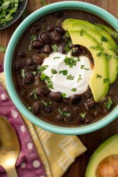 Black Bean Soup
