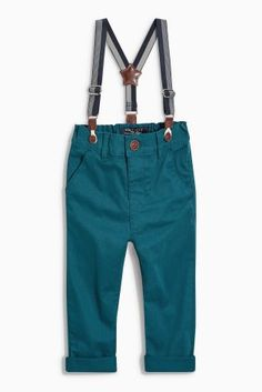 Buy Braced Chino Trousers (3mths-6yrs) online today at Next: United States of America