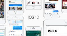 Apple actualiza iOS a la versión 10.2.1 y así también tvOS watchOS y macOS Sierra