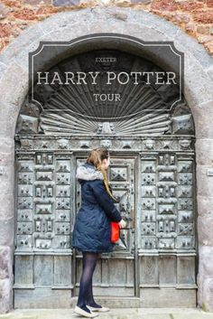 HARRY POTTER TOUR OF EXETER | solosophie