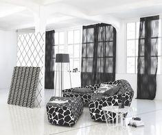 TODD - Yin & Yang - Collection - JAB ANSTOETZ Group / curtain fabric