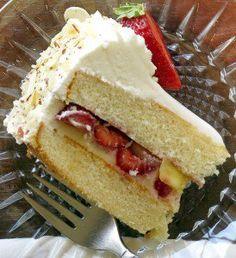 Classic White Cake - 2
