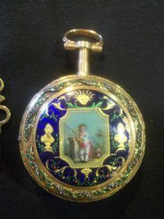 Reloj-oro-siglo-XVIII-Berthoud