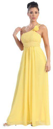 Prom One Shoulder Dress New Elegant Long Gown #660 (4, Yellow) US Fairytailes,http://www.amazon.com/dp/B003TIULIG/ref=cm_sw_r_pi_dp_-nk.sb0TSSDPNH6B