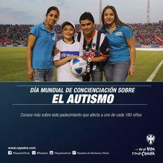 Los #Rayados nos unimos al Día Mundial de Concienciación sobre el Autismo.   ¡Conoce más! #HablemosDeAutismo Clic aquí: http://www.rayados.com/home/articulo/1265988/Vistete+de+azul+en+el+Dia+Mundial+de+Concienciacion+sobre+el+Autismo.htm