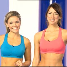 Tone It Up's One-Day Fat-Blast Workout