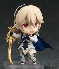 Good Smile Company Fire Emblem Fates - Corrin (Female) Nendoroid Action Figure (Pre-Order)