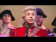 """Singer Simon Butteriss sings the song """"Major General"""" from the Gilbert And Sullivan comedy opera """"The Pirates of Penzance."""""""