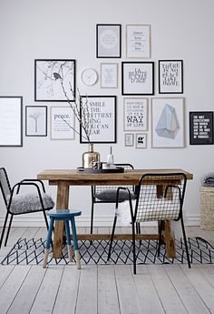 My scandinavian home: which interior look do you like best? home deco сканд Inspiration Wall, Interior Inspiration, Interior Ideas, Interior Styling, Home Interior, Interior Decorating, Decorating Ideas, Nordic Interior, Modern Interior