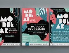 Echa un vistazo a este proyecto @Behance: \u201cModular Festival\u201d https://www.behance.net/gallery/27571571/Modular-Festival