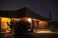 Arquitectura noche.