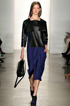 Zero + Maria Cornejo Fall 2012 Ready-to-Wear - Collection - Gallery - Style.com