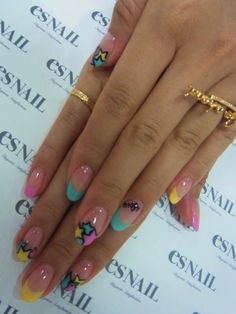 I WILL do my nails here one day!