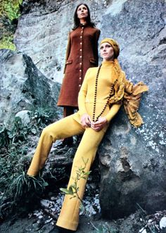 Magdorable!: Tricot Alpinit Suisse, ELLE (rare Swiss edition) August 1970