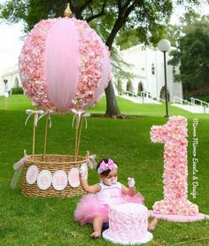 Birthday party balloons pictures baby shower 23 Ideas for 2019 Smash Cake First Birthday, Baby Girl Birthday, First Birthday Parties, Birthday Diy, Birthday Ideas, Pokemon Birthday, Princess Birthday, Ballons Pastel, Foto Baby