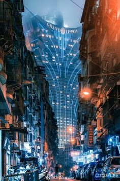 - is a real photo of Macao. Urban Photography, Street Photography, Macao, City Aesthetic, World Cities, Environment Concept Art, Fantasy, Beautiful Buildings, Nature Pictures