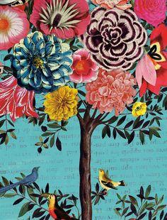 Funky Wallpaper, Rose Wallpaper, Pattern Wallpaper, Iphone Wallpaper, Art Floral, Motif Floral, Murals Street Art, Illustration Blume, Botanical Illustration