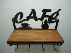 Prateleira Café