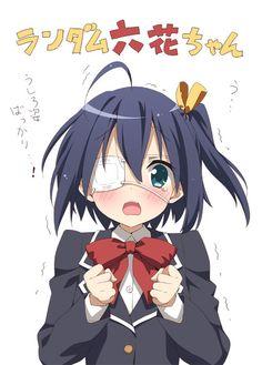 Love,chunibyo & other delusions Kyoani Anime, Anime Amor, Anime Lindo, Chica Anime Manga, Art Anime, Anime Comics, Manga Kawaii, Kawaii Anime Girl, Koi