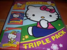 Hello Kitty Triple Pack DVD