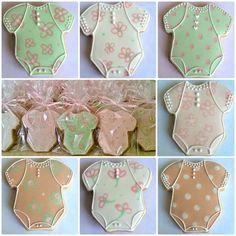 Baby Shower - Girl Chá de Bebê - Menina www.facebook.com/jbbiscoitosfinos