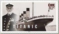 Ireland Stamp 2012 - Titanic Captain Edward Smith | Stamps ...