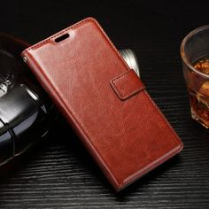 Classic Leather Wallet Case For Sony Xperia E5 Flip Cover Luxury Photo Frame Phone Bags Cases For Sony Xperia E5 #clothing,#shoes,#jewelry,#women,#men,#hats,#watches,#belts,#fashion,#style