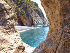 Παραλία Καλόγερος,Κρήτη.