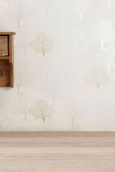 Buy full tree natural wallpaper from the next uk online for Wallpaper next home