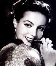 Hermosa sonrisa! María Félix