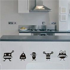 Funny Decorative Wall Sticker(0565-1105078)