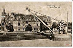 Rybi Rynek jak ze starej fotografii Baltic Sea, Techno, Louvre, Germany, River, Building, Poland, Buildings, Deutsch