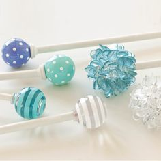 dottie finials so cute for a a diy since i would